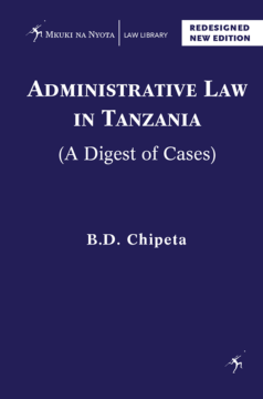 Administrative Law in Tanzania