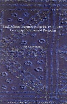 Black African Literature in English 1991-2001