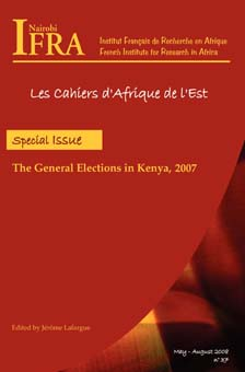 The General Elections in Kenya